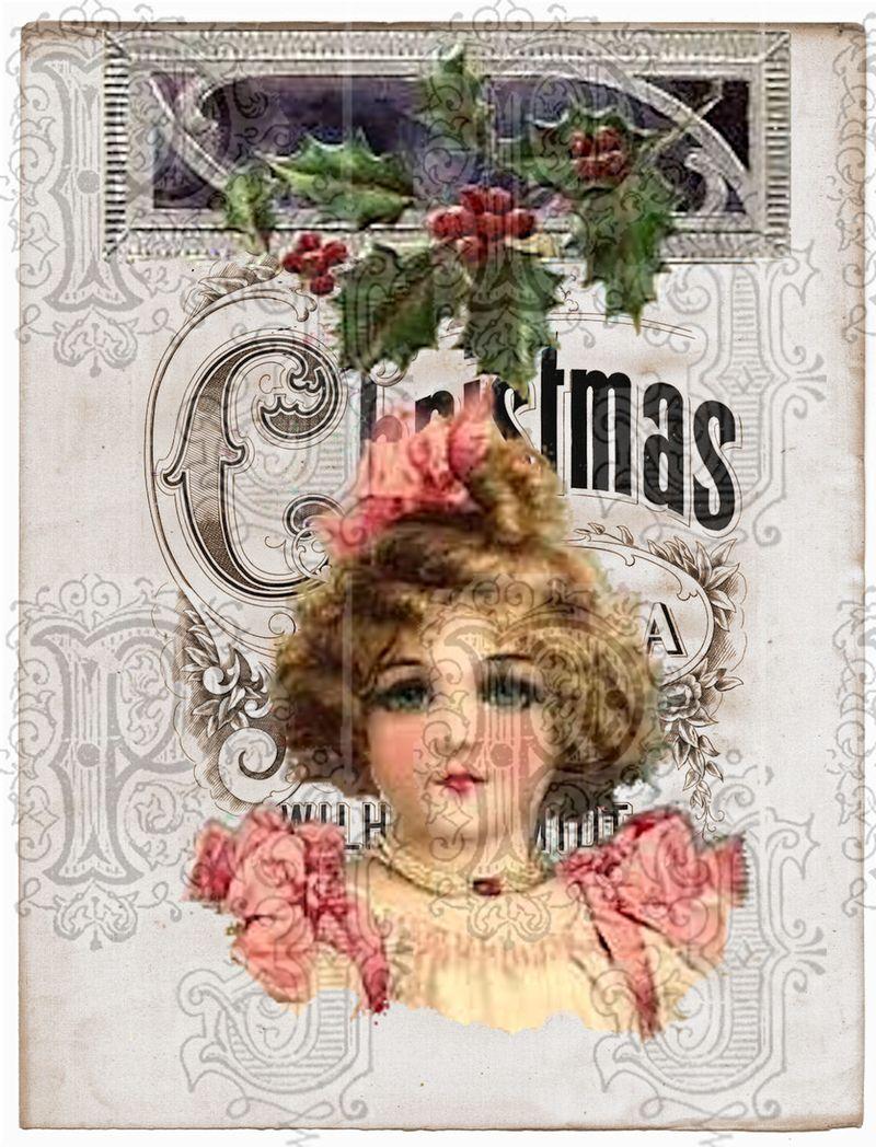Christmaspokapinkgirl