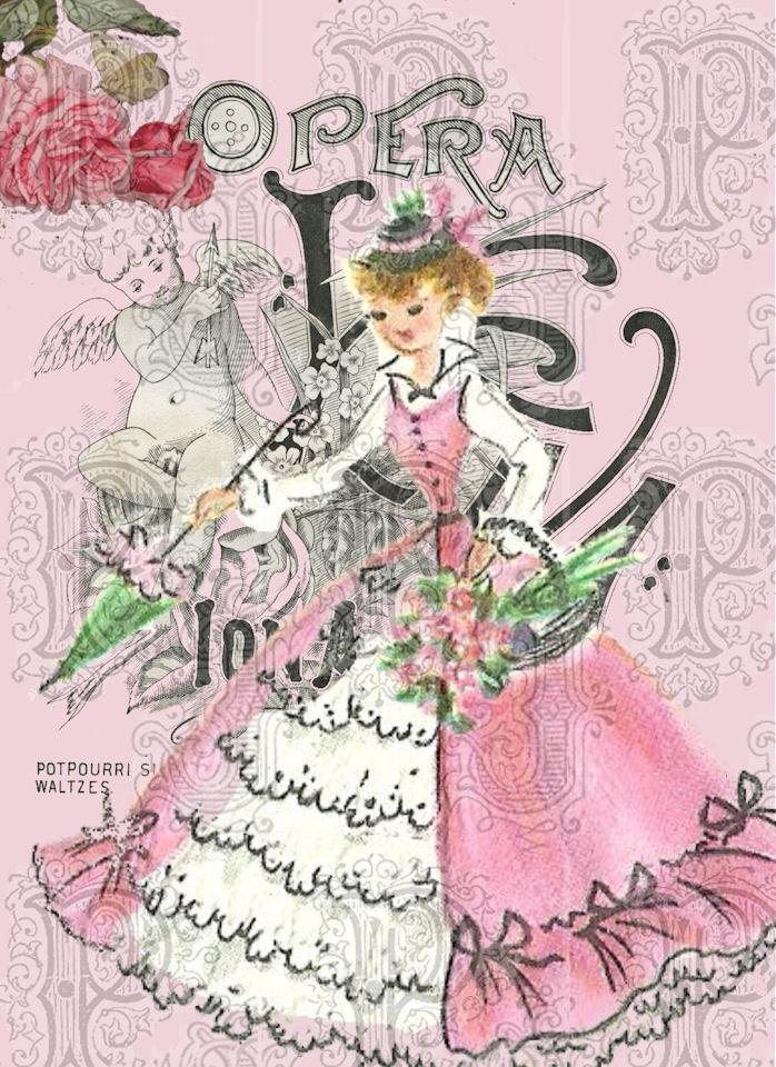 Opera pink lady